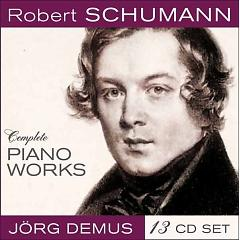 Schumann - The Complete Piano Works - J. Demus - Disc07 No.2 - Jorg Demus