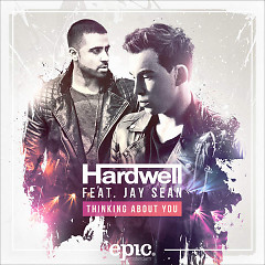 Thinking About You (Single), Jay Sean - Hardwell