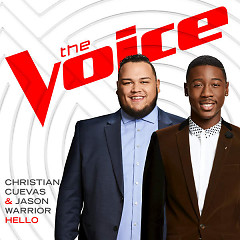 Hello (The Voice Performance) (Single), Jason Warrior - Christian Cuevas