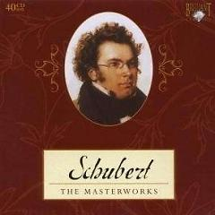 Franz Schubert-The Masterworks (CD8) - Various Artists