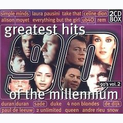 Greatest Hits Of The Millennium 90