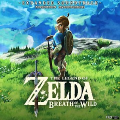 The Legend of Zelda - Breath of the Wild - Expanded Soundtrack CD3 - Various Artists