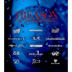 TREASON -The cutting edge of Rock press- - Various Artists