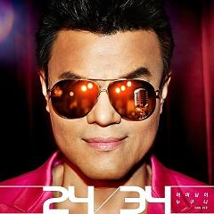 24/34 (Single) - Park Jin Young