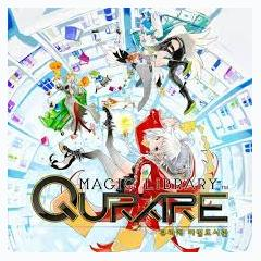QURARE - Magic Library Original Sound Track - Various Artists