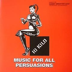 Music For All Persuasions - Renegade Soundwave