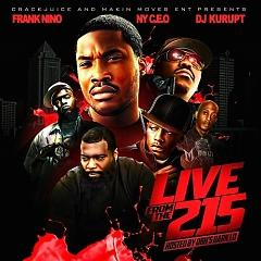 Live From The 215 (CD2) - Various Artists