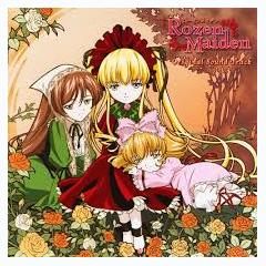 Rozen Maiden Original Sound Track CD2 - Various Artists