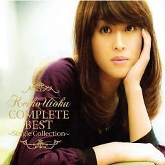Utoku Keiko Complete Best ~Single Collection~ (CD1) - Keiko Utoku