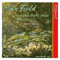 John Field Complete Piano Works CD3 - Pietro Spada