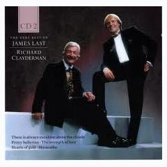 The Very Best Of James Last & Richard Clayderman CD 2,Richard Clayderman - James Last