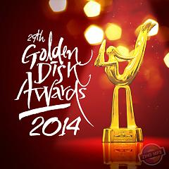 Golden Disk Awards 2014 - Various Artists