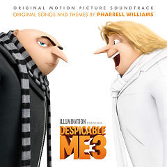 Despicable Me 3 OST - Various Artists