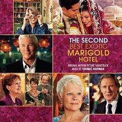 The Second Best Exotic Marigold Hotel OST - Thomas Newman