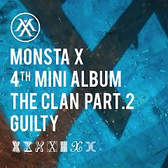 The Clan Part. 2 Guilty (4th Mini Album) - MONSTA X