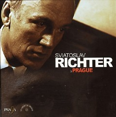 Richter In Prague CD 11 - Sviatoslav Richter