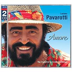 Amore - The Essential Romantic Collection CD1 - Luciano Pavarotti