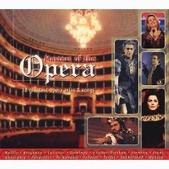 Masters Of The Opera CD2 - Various Artists