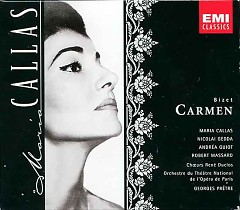 Bizet - Carmen CD1 ( No. 1),Various Artists - Maria Callas