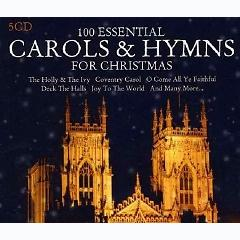 100 Essential Carols & Hymns For Christmas CD5 - Various Artists