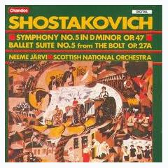 Shostakovitch - Symphonies CD 5 - Various Artists