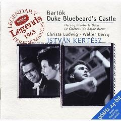 Bartók Duke Bluebeard