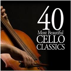 40 Most Beautiful Cello Classics CD 1 - Various Artists