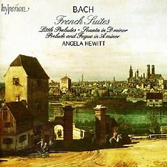 Bach - French Suites CD 2 No. 3 - Angela Hewitt