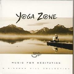 Album Yoga Zone - Music For Meditation - Various Artists