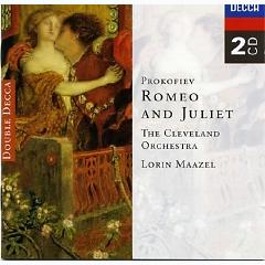 Prokofiev Romeo And Juliet CD 2,The Cleveland Orchestra - Lorin Maazel