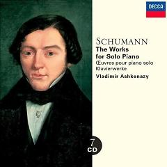 Schumann - The Works For Solo Piano CD 7 No. 2 - Vladimir Ashkenazy
