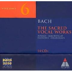 Bach 2000 Vol 6 - Sacred Vocal Works CD 7 No. 1 - Various Artists