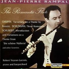The Romantic Flute - Jean-Pierre Rampal