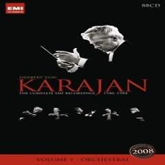 Karajan Complete EMI Recordings Vol. I CD 06 - Mozart Eine kleine Nachtmusik & Symphony No. 39 - Herbert von Karajan ft. Various Artists