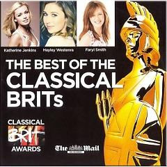 The Best Of The Classical Brits - Various Artists