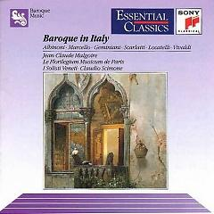 Baroque In Italy CD 1 - Various Artists