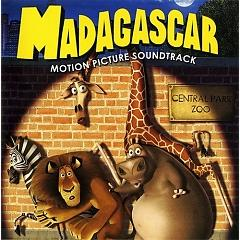 Motion Picture Soundtrack - Madagascar - Various Artists