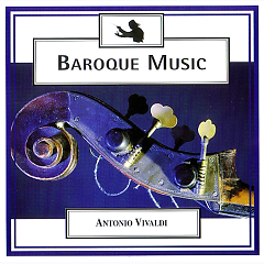 Baroque Music - Disc 1 - Vivaldi - The Four Seasons And Many More No. 1 - Various Artists