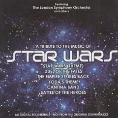 A Tribute To the Music Of Star Wars  - London Symphony Orchestra