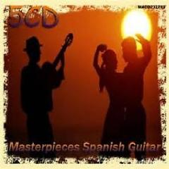 Masterpieces Of The Spanish Guitar Collection - Spanish Guitar Gold Collection CD 1 - Various Artists