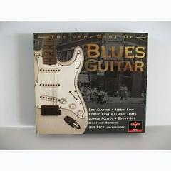 The Very Best Of Blues Guitar CD 1 (No. 1) - Various Artists