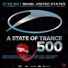 A State Of Trance 500 (Inspiron) CD 1 - Various Artists