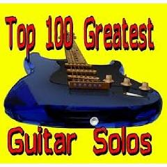 Top 100 Greatest Guitar Solos CD 1 - Various Artists