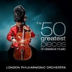 The 50 Greatest Pieces Of Classical Music (CD 4),London Philharmonic Orchestra - David Parry