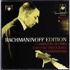 Rachmaninoff Edition - Complete Works CD 5 - Valery Polyansky ft. State Symphony Capella Of Russia