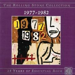 The Rolling Stone Collection - 25 Years Of Essential Rock CD5 1977 - 1982 - Various Artists