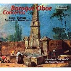 Baroque Oboe Concerto - Various Artists