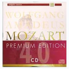 Mozart - Premium Edition CD 3 - Various Artists