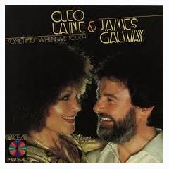 Sometimes When We Touch - James Galway ft. Cleo Laine