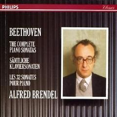 Beethoven - The Complete Piano Sonatas CD 2 - Alfred Brendel
